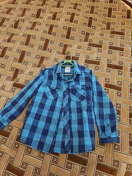 Яркая и качественная рубашка