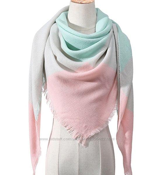 Шарф, платок женский теплый.