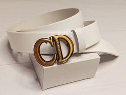 Женский кожаный ремень Dior