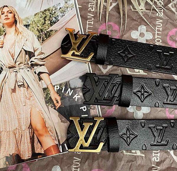 Ремень женский кожаный Louis Vuitton