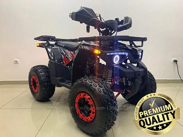 Квадроцикл HUNTER-125 куб/см Максимальная Комплектация