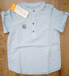 Рубашка рр.110 премиум коллекция рб123 тм Бемби