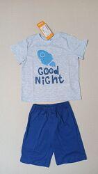 Домашний комплект пижама кп262 рр.104-158 тм Бемби