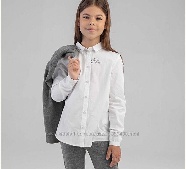 Рубашка рр.122-146 рб155 тм Бемби
