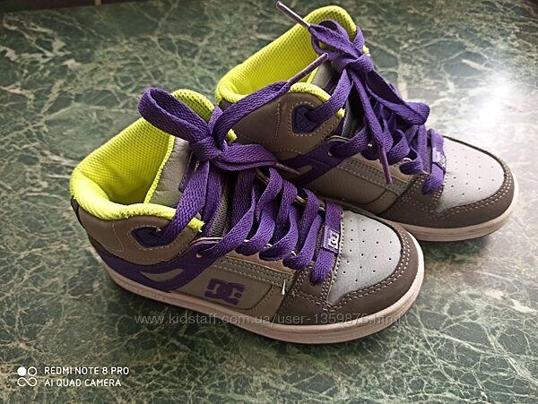 Сникеры кроссовки DC Shoes