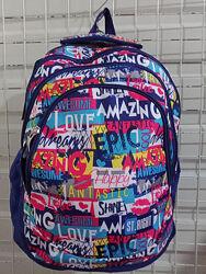 Школьный рюкзак ST. RIGHT Slogan серии BP6 для 4-6 класса
