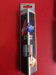 Карандаш графитный Marco Grip-rite с резинкой 12 штук