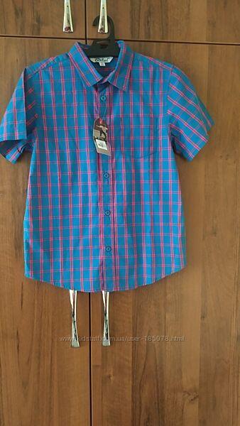 Рубашка Rebel Primark р. 10-11 лет 146 см