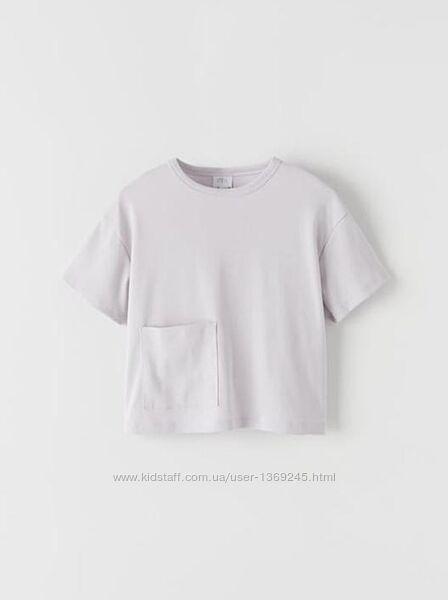 Продам футболку для девочки фирма Zara.