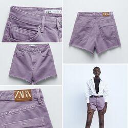Шорты шорти шортики джинсовые ZARA S 26 будет тоже на XS XXS