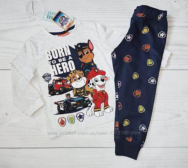 Пижама для мальчика щенячий патруль польша