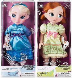 Принцесса дисней Анна, Эльза Холодное сердце Аниматоры Disney