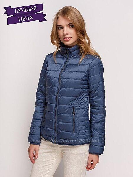Куртка серо-синяя tchibo