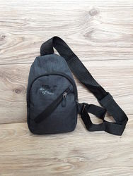 Барсетка / сумка слинг на грудь / мессенджер /сумка через плечо