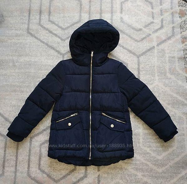 Теплая курточка Matalan еврозима, теплый демисезон.