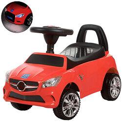 Бембі Мерседес 3147С машинка каталка толокар легкова дитяча Bambi Mercedes