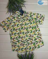 Рубашки разные для мальчиков Новые 1-9 лет
