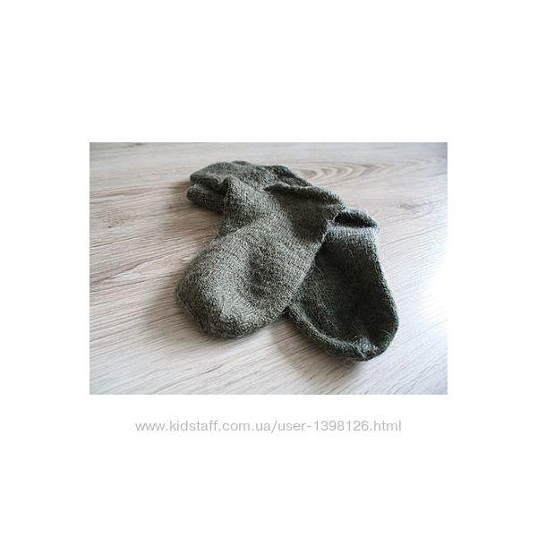 Шерстяні теплі шкарпетки 34-35 розмір