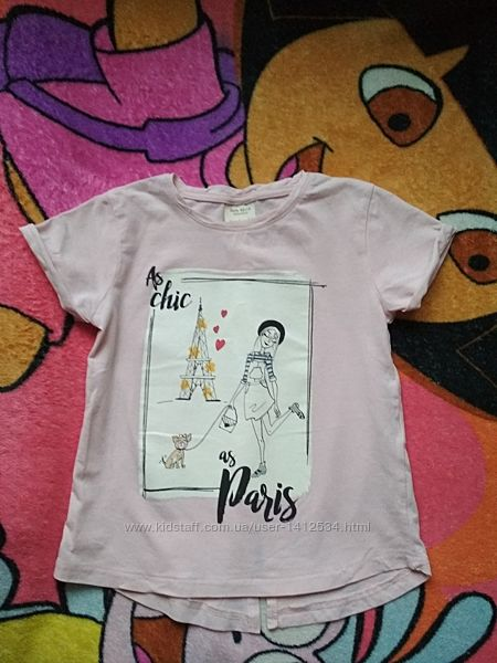 Дитяча футболка Zara, р.104