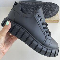 Стильные подростковые/женские кроссовки-туфли 36-41 размер маломерят