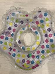 Круг для купания новорожденный
