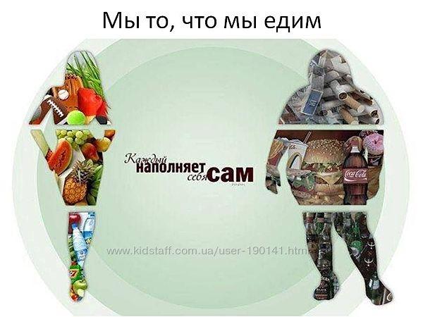 Програма правильного питания и похудения