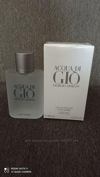 Giorgio Armani Acqua di Gio мужская туалетная вода 100 мл