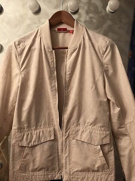 Демисезонная куртка ветровка женская пума оригинал