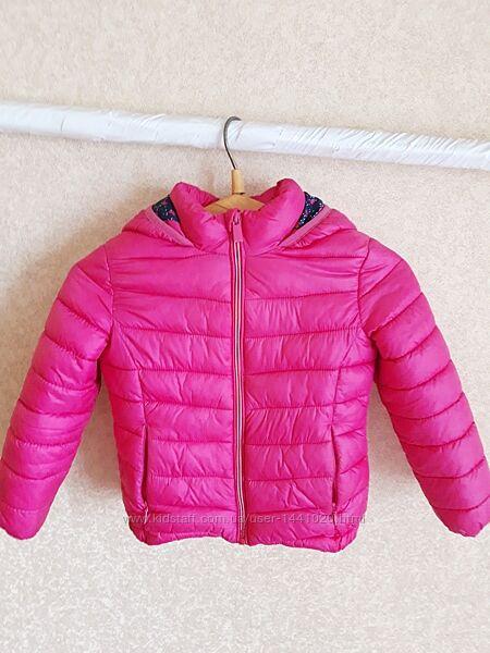 Демисезонная куртка для девочки Palomino 98-104