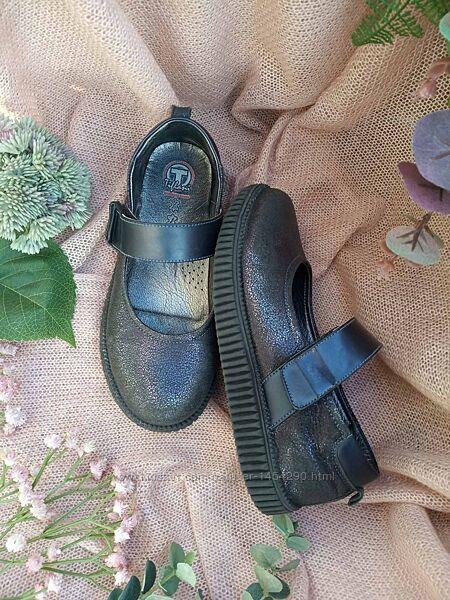 Красивые туфли tiflani, 32.