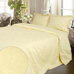 Комплект постельного белья сатин жакард