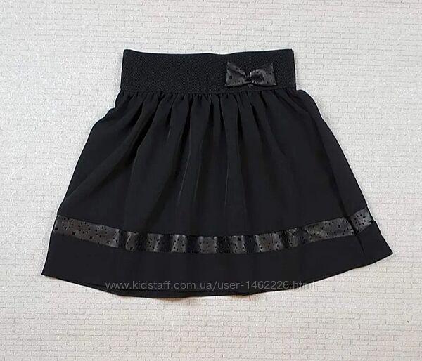 Школьная юбка с Бантиком
