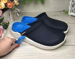 Мужские сандалии крокс Crocs LiteRide оригинал, в ассортименте
