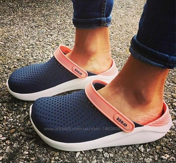 Женские стильные босоножки крокс Crocs LiteRide оригинал, в ассортименте