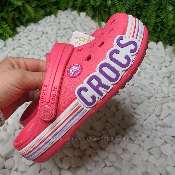 Детские кроксы для девочек и мальчиков, Crocs для детей, в ассортименте