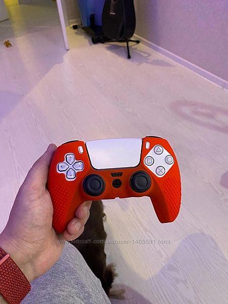 Чехол Для PS5 Накладки На Стики DualShock 5