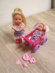 Кукла Ева с малышом от Simba в отличном состоянии