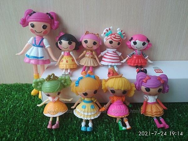 Куколки Лалалупси, Lalaloopsy оригинал
