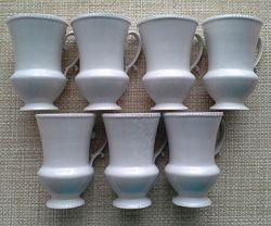 Набор оригинальных кофейных чашек 7 шт.