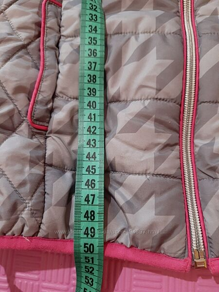 Куртка деми 116, 128