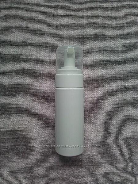 Флакон с пенообразующим дозатором 150 мл. белый