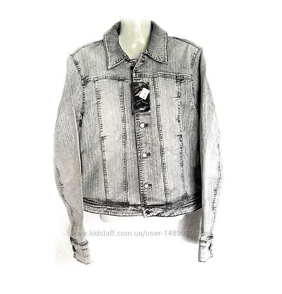 Джинсовка, джинсовая куртка, куртка, ветровка. Последний размер