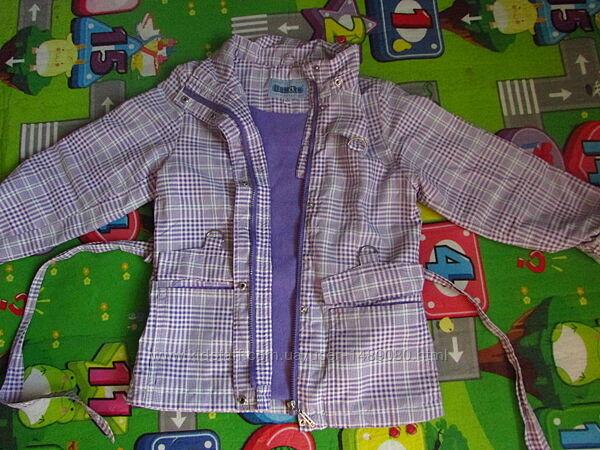 Демисезонная куртка, куртка на девочку, Donilo.