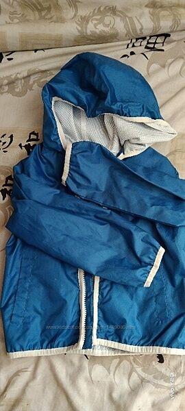 Дождевик chicco 3-4 года, дождевик, ветровка.