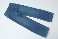 Широкие джинсы трубы прямые с высокой посадкой от Shein
