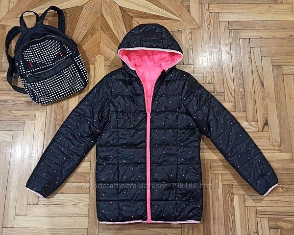 Класснючая двухсторонняя куртка для девочки LC Waikiki