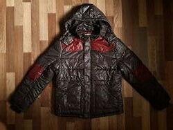 Теплые куртки Sublevel Германия S и L.