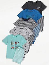 Детская пижама для мальчика george 210119