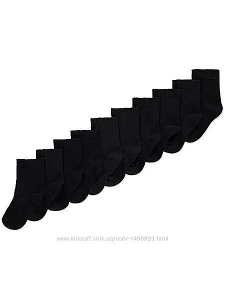 Носки детские джордж набор 10 пар укороченные 210904