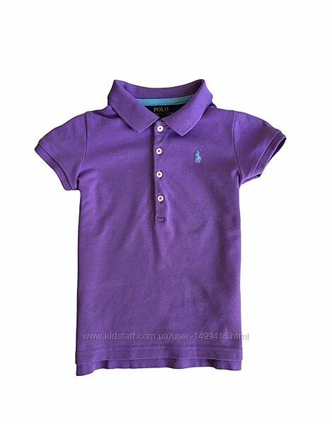 Поло, тенниска, футболка Polo Ralph Lauren 5лет.